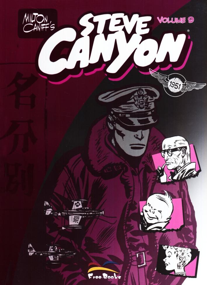 Steve Canyon. Vol. 9