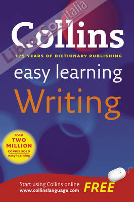 Collins Easy Learning Writing.