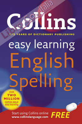 Collins Easy Learning English Spelling.