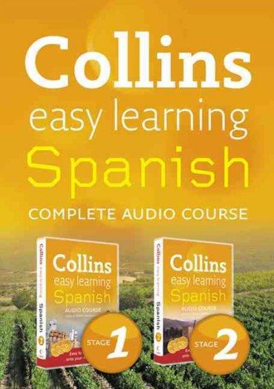 Complete Spanish. [AUDIO]