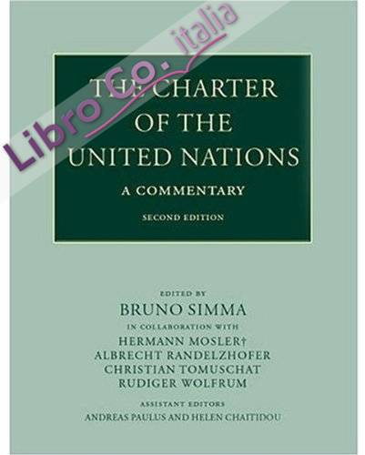 Charter of the United Nations.