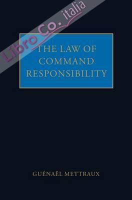 Law of Command Responsibility.
