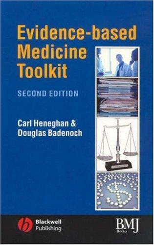 Evidence-Based Medicine Toolkit.