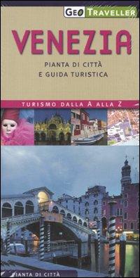 Venezia. Pianta delle Città e Guida Turistica. con Pianta 1:5.000
