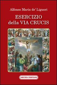 Esercizio della via Crucis.
