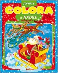 Colora il Natale. Ediz. illustrata