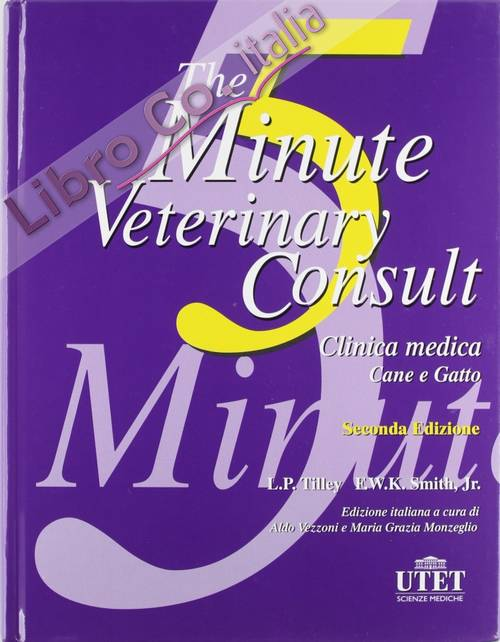 The five minute veterinary consult. Clinica medica