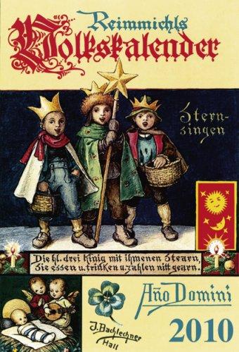 Reimmichls Volkskalender. Ausgabe 2010
