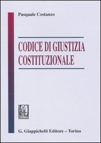 Codice di giustizia costituzionale
