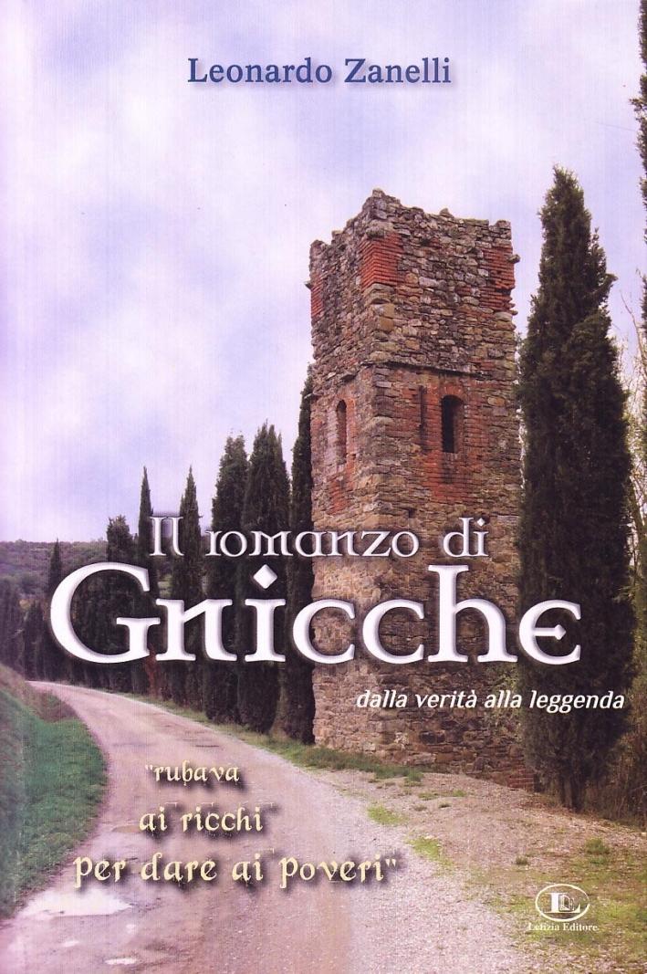Il romanzo di Gnicche. Dalla verità alla leggenda.