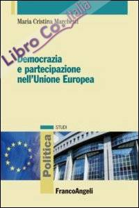 Democrazia e partecipazione nell'Unione Europea