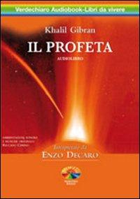 Il profeta. Audiolibro. 2 CD Audio