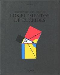 Six books of Euclid. Ediz. italiana, spagnola e portoghese.
