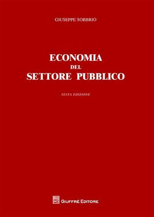 Economia del settore pubblico