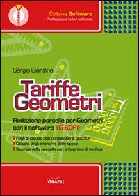 Tariffe geometri. Con Contenuto digitale per download e accesso on line