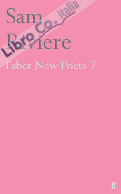 Faber New Poets.