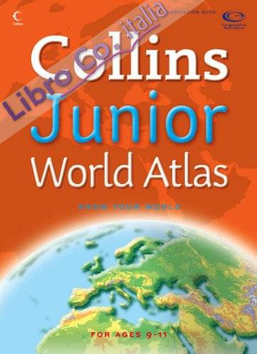 Collins Junior World Atlas.