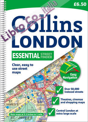London Essential Street Atlas.