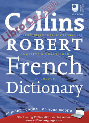 Collins Robert French Dictionary.