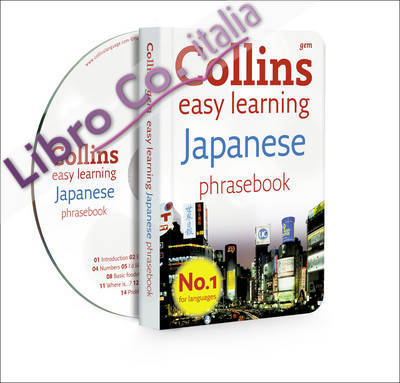 Collins GEM Easy Learning Japanese Phrasebook and CD Pack. [AUDIO]