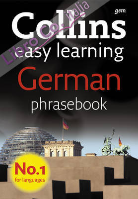 Gem Easy Learning German Phrasebook