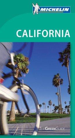 Tourist Guide California.