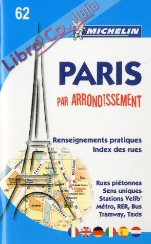 Paris Pas Arrondissement.