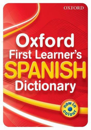 Oxf First Learners Spanish Dic Pb 2010.