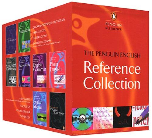 Penguin English Reference Set (Mixed).