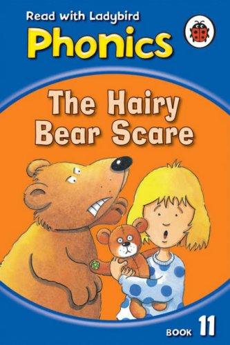 Hairy Bear Scare.