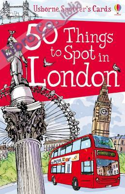 100 Things to Spot in London.