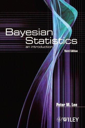 Bayesian Statistics.