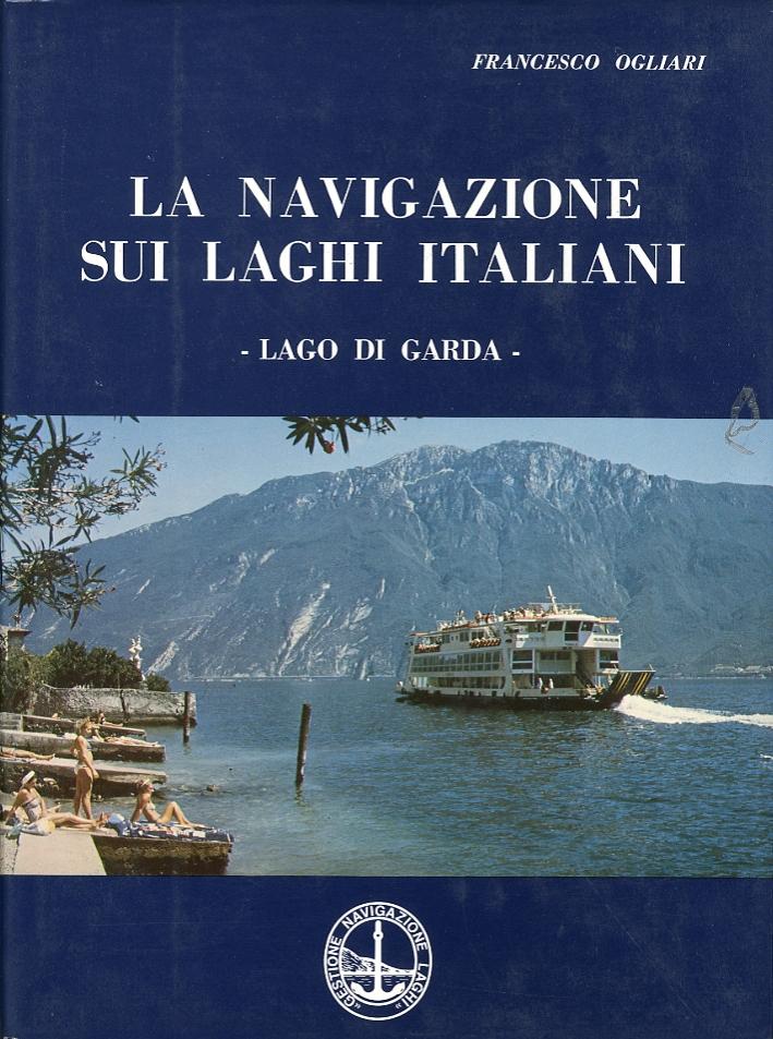 La navigazione sui laghi italiani.