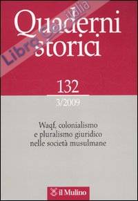 Quaderni storici (2009). Vol. 3.