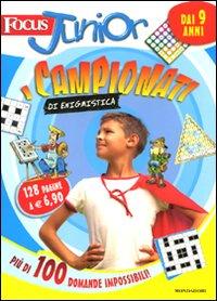 Focus Junior. I campionati di enigmistica