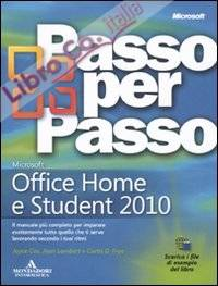 Microsoft Office System 2010. Con CD-ROM.