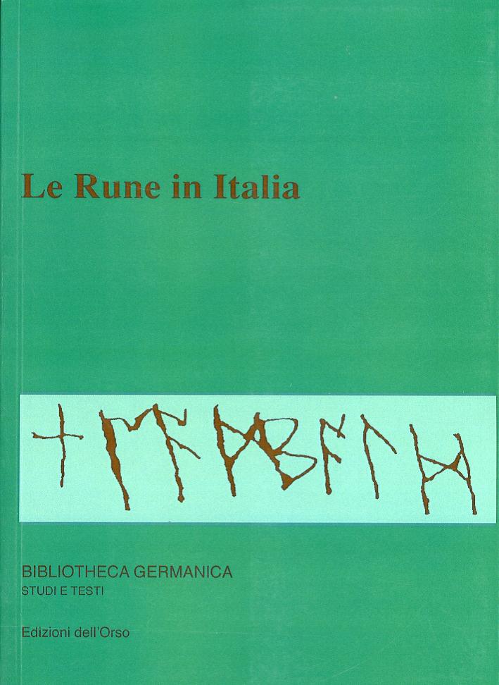 Le rune in Italia.