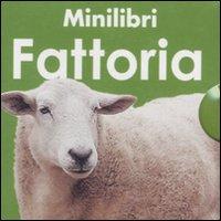 Minilibri Fattoria: Versi degli Animalitrattorimuccheuccelli delle Fattoriamaialipecore e Capre