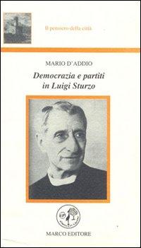 Democrazia e partiti in Luigi Sturzo