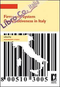 Firms and system competitiveness in Italy