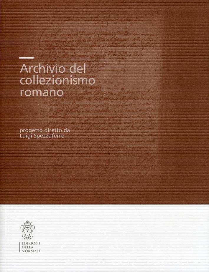 Archivio del Collezionismo Romano