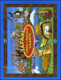 Safari. Ediz. illustrata. Con puzzle