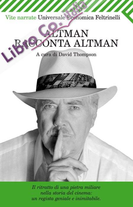 Altman racconta Altman