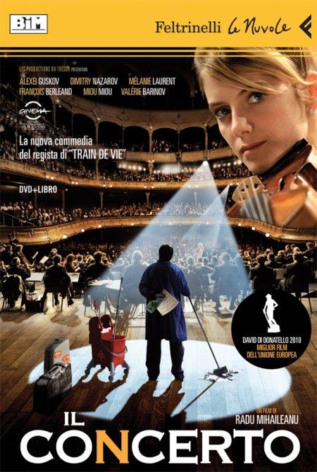 Il concerto. DVD. Con libro
