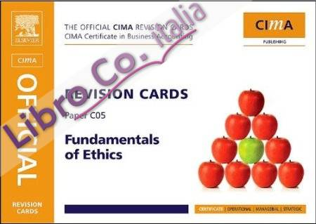CIMA Revision Cards Fundamentals of Ethics, Corporate Governance and   Business Law 3rd Revised edition