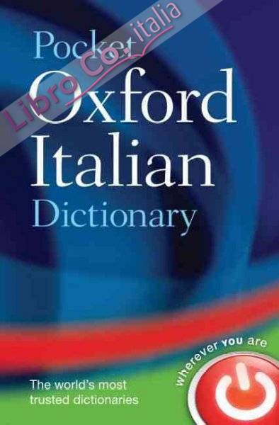 Pocket Oxford Italian Dictionary 4th Revised edition