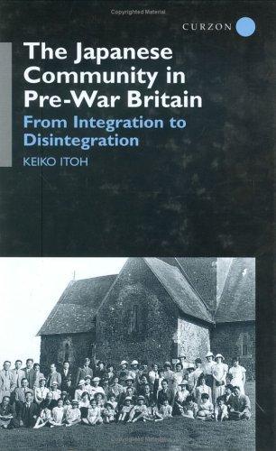 Japanese Community in Pre-War Britain