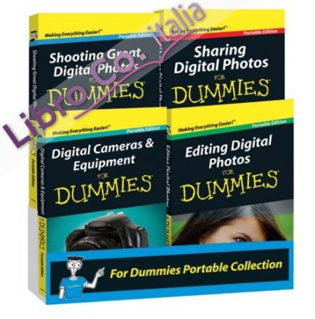 Digital Photography Dummies Portable Collection