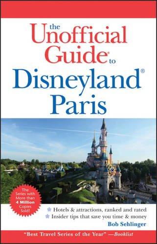 Unofficial Guide to Disneyland Paris