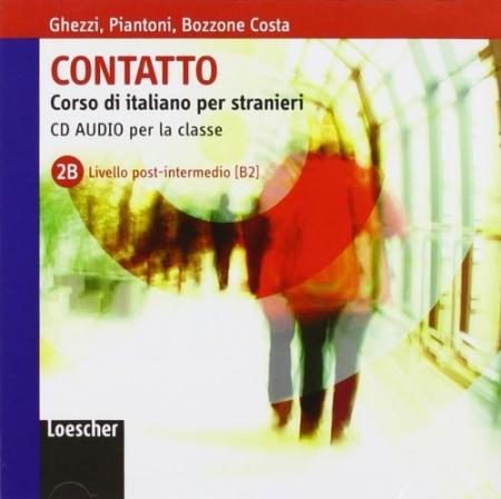 Contatto 2B. CD Audio.